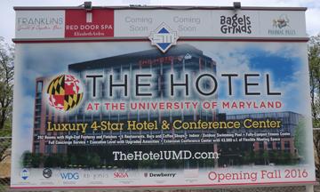 CIMG0612 Hotel sign